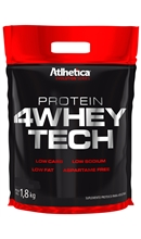 4Whey Tech (1,8kg) - Atlhetica Nutrition