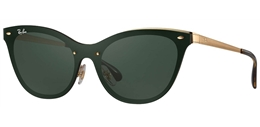 RAY BAN RB 3580N 043 71 BLAZE CAT EYE - ÓCULOS DE SOL 78339a6f74